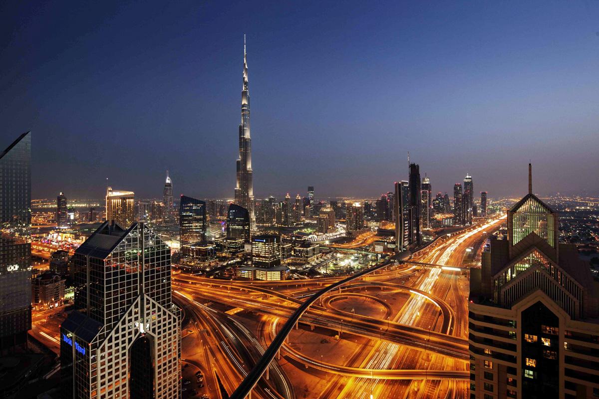 DUBAI-LANDMARKS---Burj-Khalifa