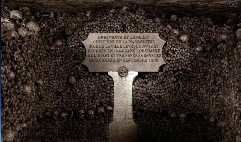 yeraltı mezarları