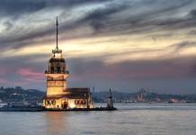 Müslüman turistler istanbul