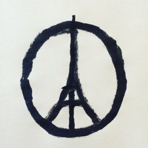 Paris'te terör barış