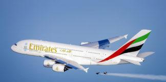 emirates uçan adam
