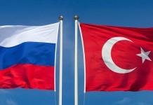 rusya türkiye bayrak
