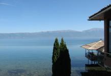 Avrupa'nın en eski gölü Ohri