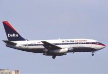 kayıp uçak delta