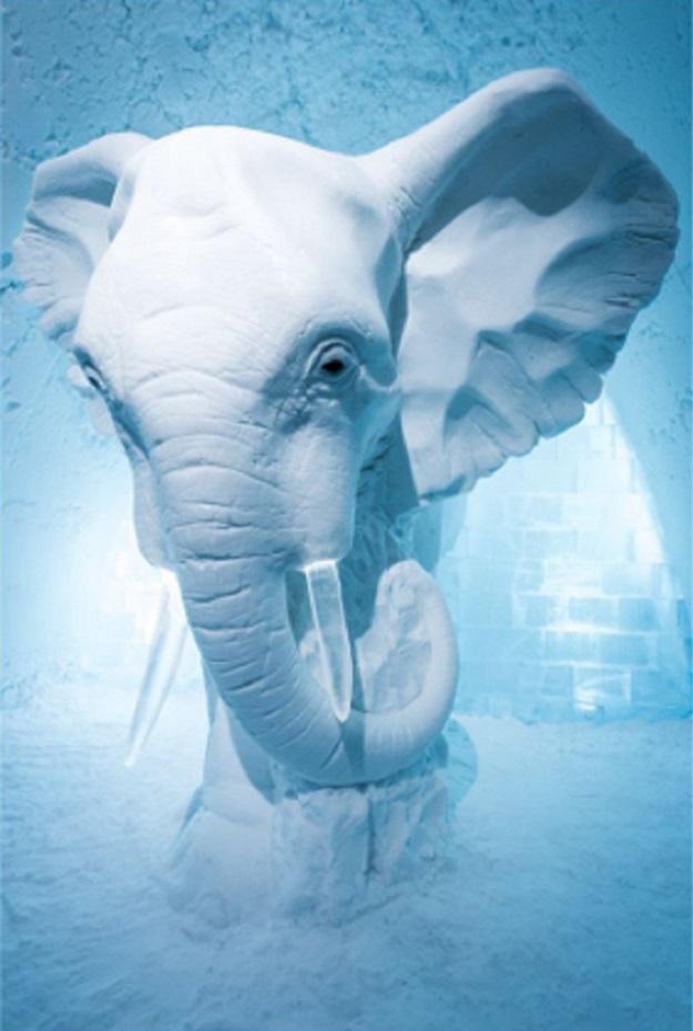 Asaf Kliger / Icehotel