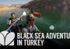 Karadeniz'de macera
