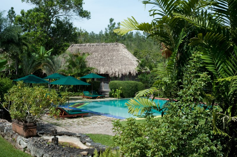 Blancaneaux Resort, Cayo, Belize (Custom)