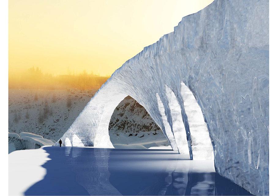 Finlandiya Buz Köprüsü