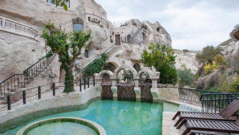 Türkiye'nin en iyi 25 oteli