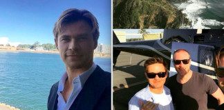Avustralya turizmi thor Chris Hemsworth