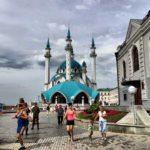Rusya'da kazan tataristan