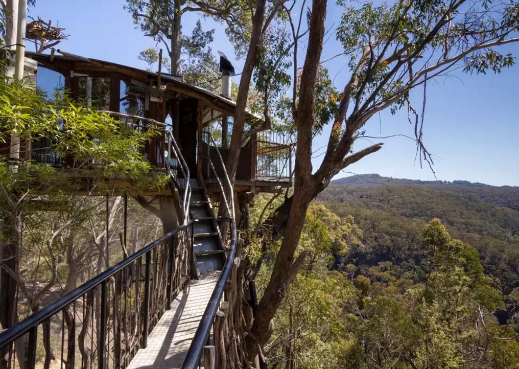 Ağaç ev meraklıları için Airbnb'den 7 şahane seçenek