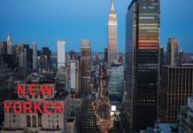 New York üstünde helikopter