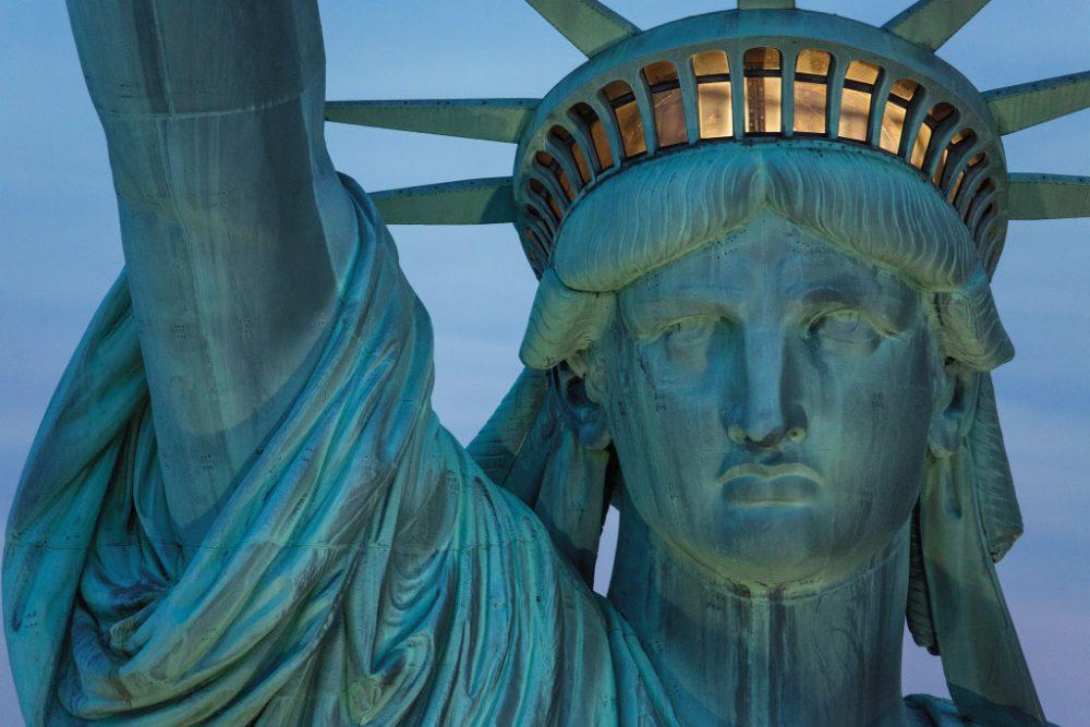 New York bileti Özgürlük Anıtı