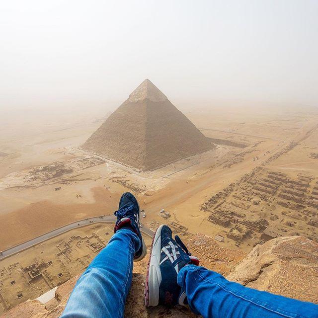 Mısır'dan kovduran görüntüler