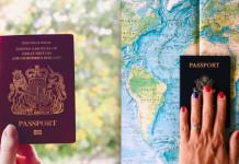 güçlü pasaportlar