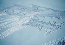 Fransız Alpleri ejderha