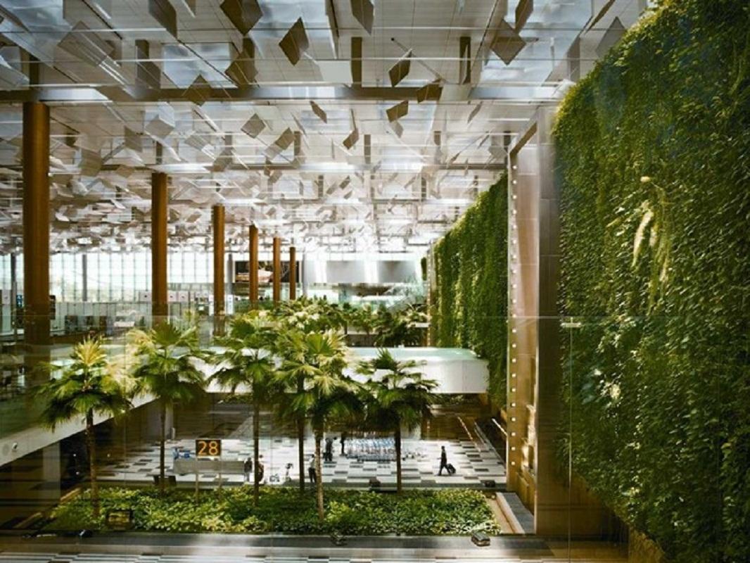 Singapur Changi Uluslararası Havalalanı