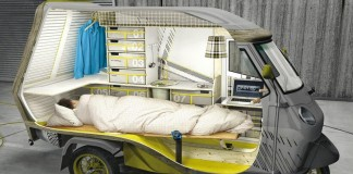 minyatür karavan