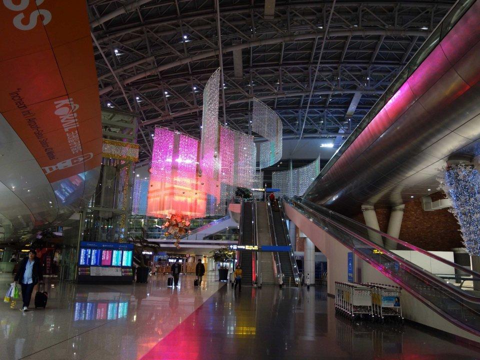 Incheon Uluslararası Havalalanı