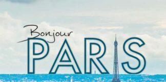 Hyperlapse Paris Eiffel