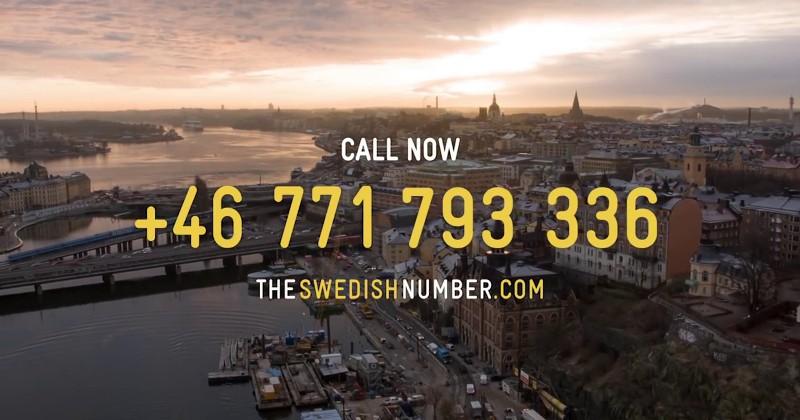 rastgele İsveçli