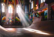 en renkli kilise