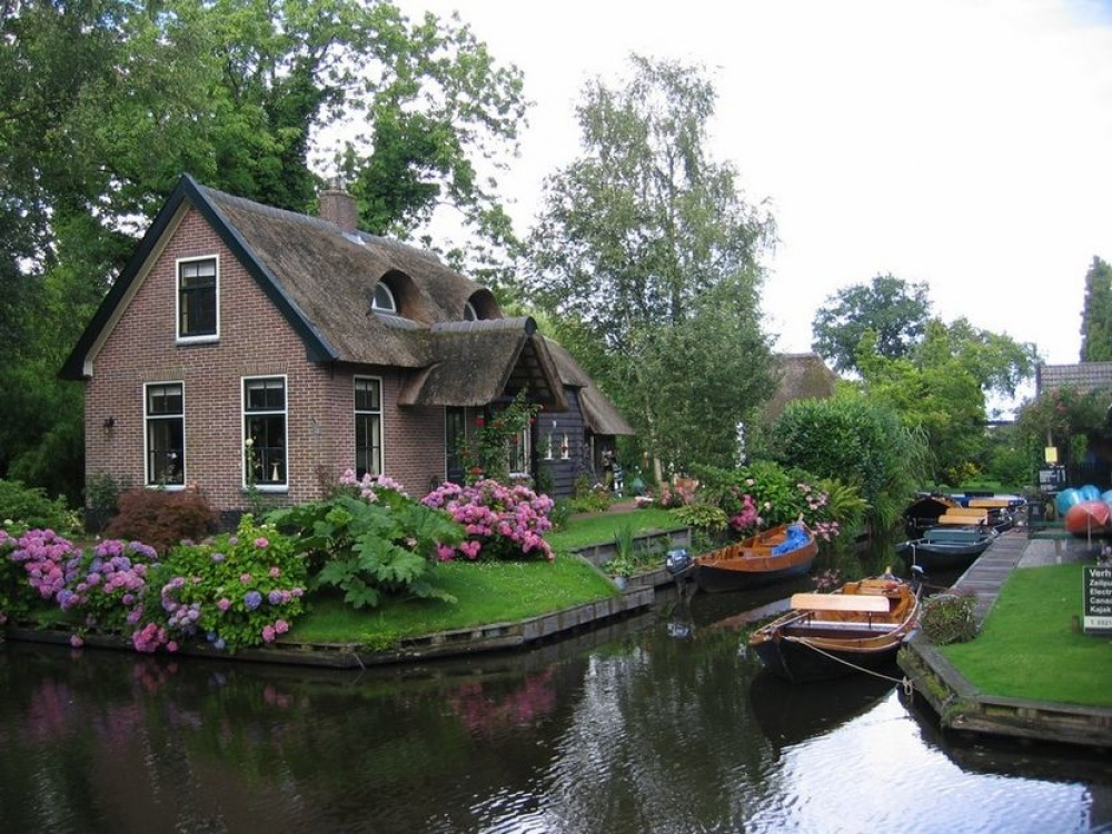 hollanda-giethoorn-kanal1