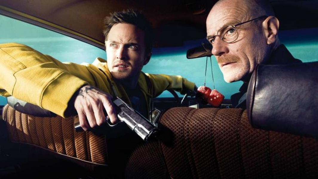 Aaron Paul Breaking Bad