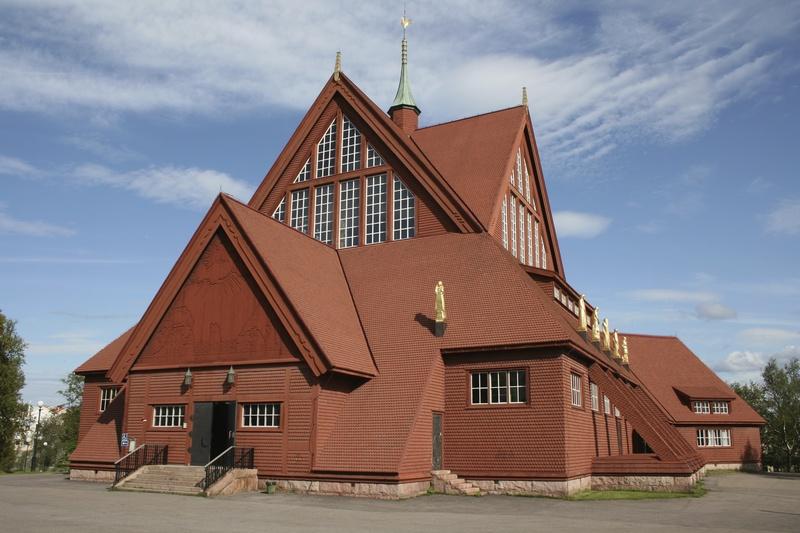 Kiruna Kilisesi
