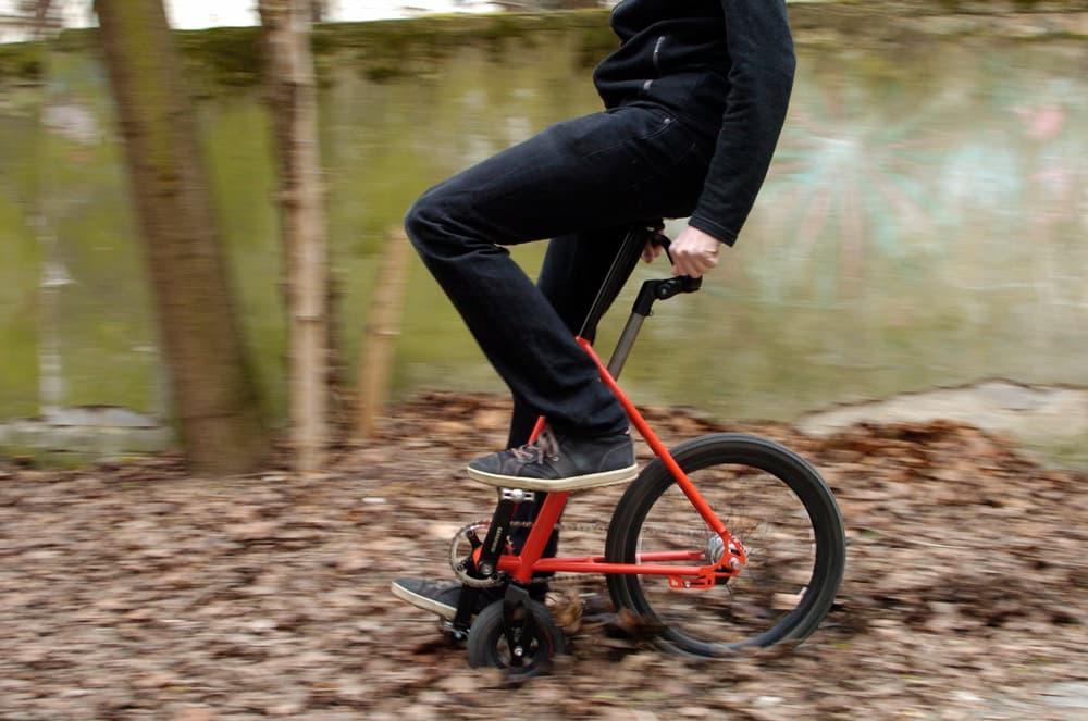 Halbrad bisiklet