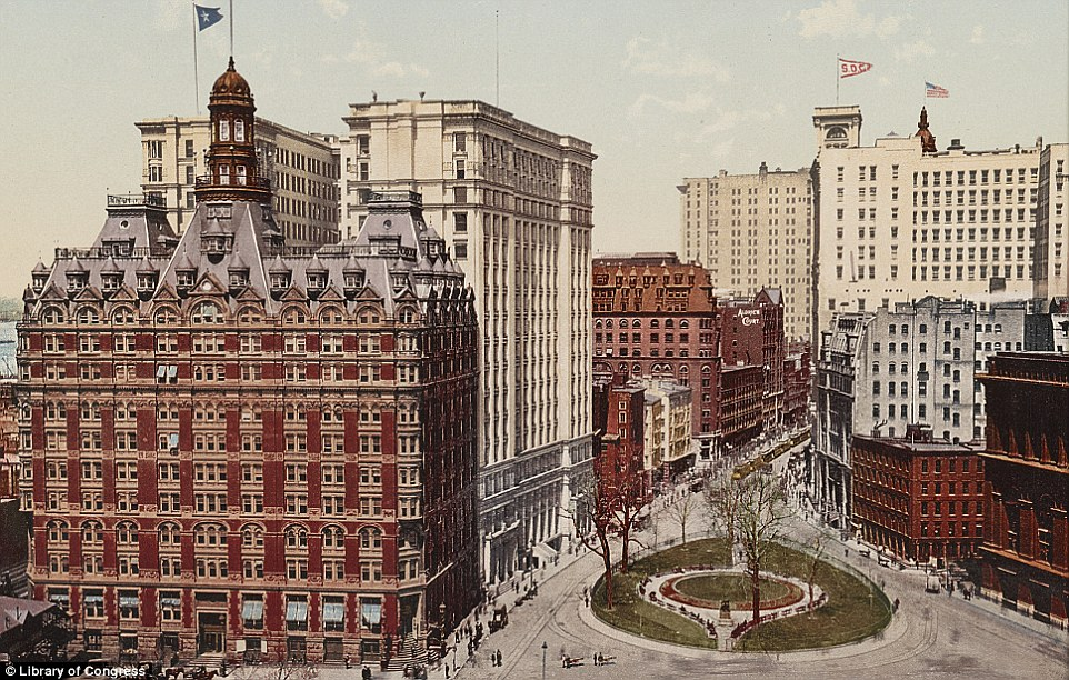 new-york-1900ler-photocrom-2