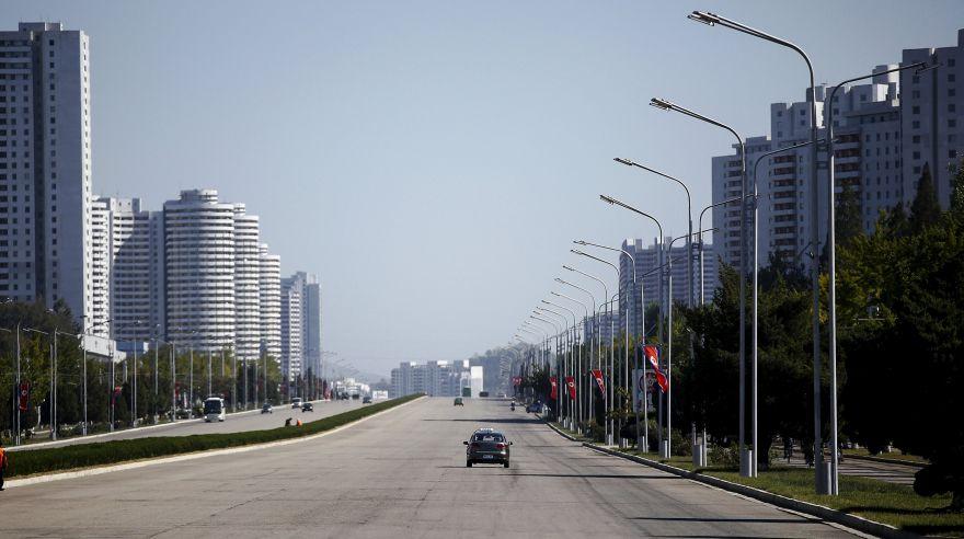 DPRKnın başkenti: Pyongyang 14