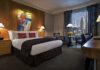 lüks otel odası