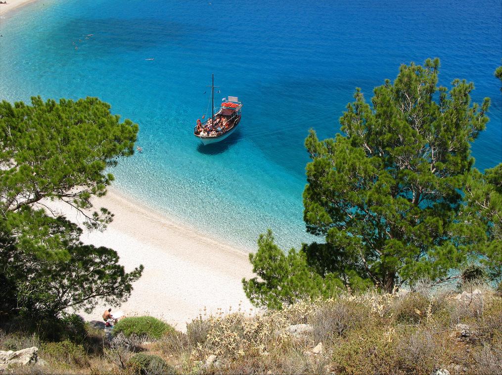 ufoncz, Flickr, Karpathos, Apella beach, Commons, Wikimedia