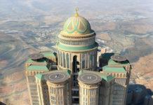 The Abraj Kudai dünyanın en büyük oteli