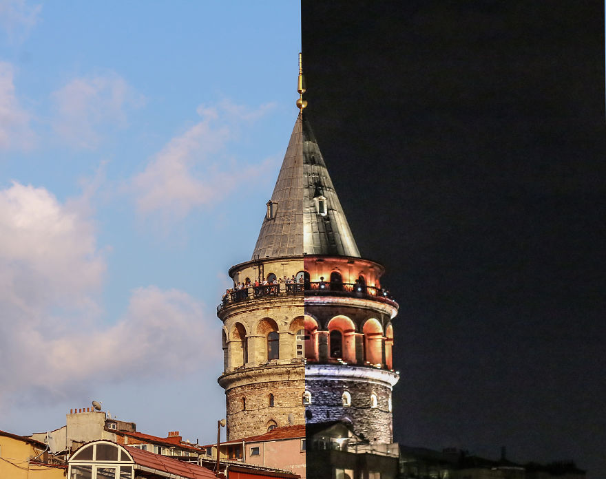 Hedef Şehirler Endeksi İstanbul Galata