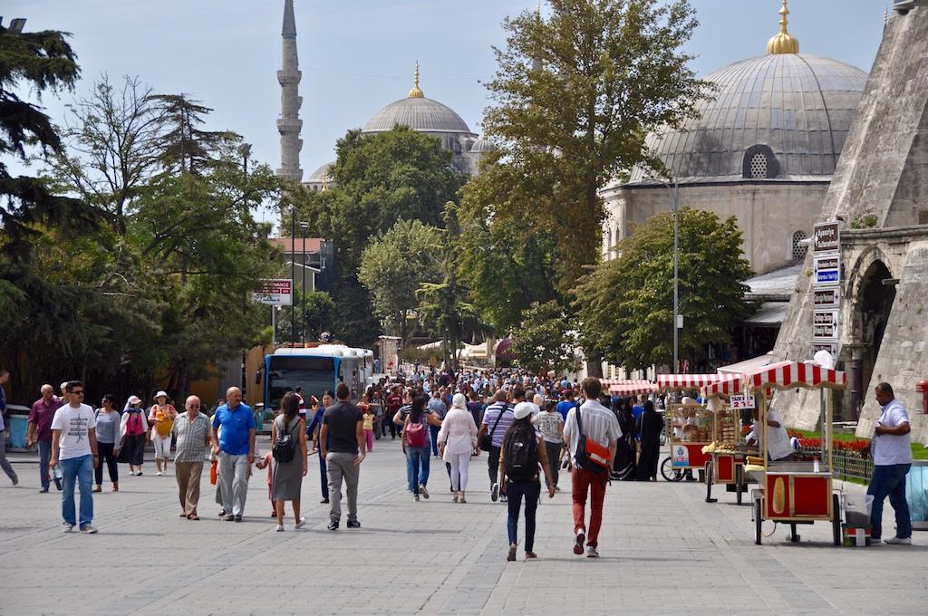 seyahat harcamaları türkiye turizm