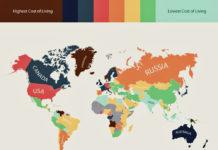 en pahalı ve en ucuz ülkeler