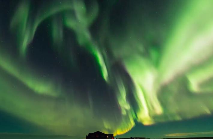 Kuzey Işıkları Aurora Borealis