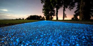 güneş enerjili bisiklet yolu