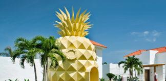 SüngerBob ananas ev otel
