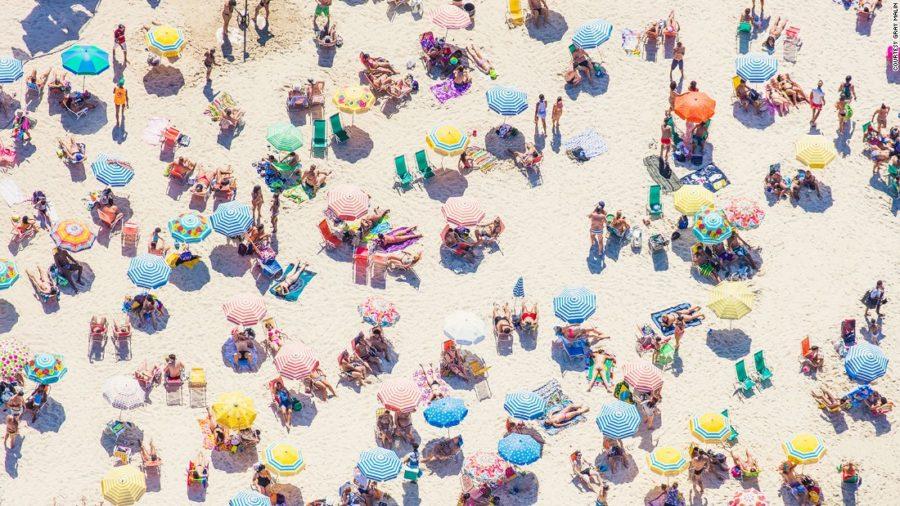 plaj fotoğrafları ipanema