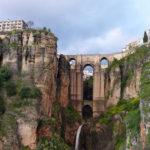 Puente Nuevo Köprü İspanya