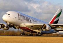 Emirates 747 uzun uçuş