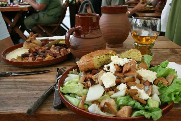 estonya yemek