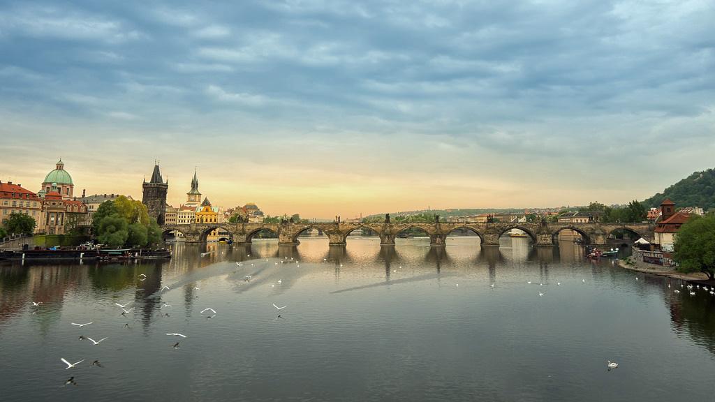 Karl Köprüsü Prag