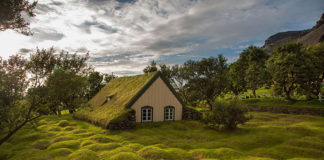 Hofskirkja airbnb evi