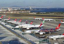 istanbul Ataturk Havalimani