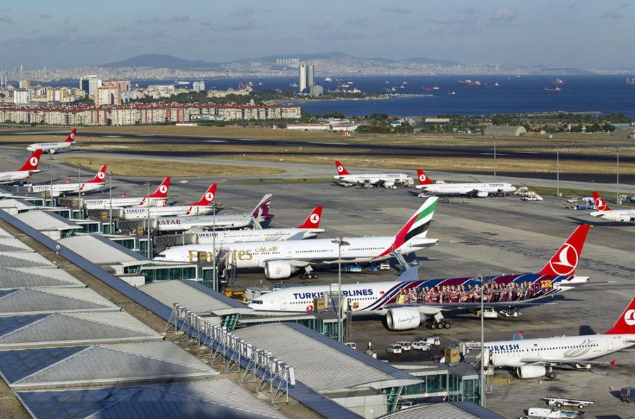 istanbul Ataturk Havalimanı ulaşım